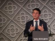 El concejal de Barcelona pel Canvi, Manuel Valls.