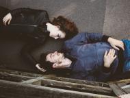 enamorados, pareja