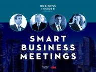 II Smart Business Meeting: el futuro de la industria del automóvil
