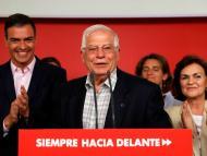 Josep Borrell gana las elecciones europeas.