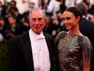 Michael Bloomberg has two daughters, 36 and 40 years old, with his former wife, Susan Brown.