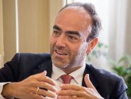 Antonio Nuñez, cazatalentos y experto en liderazgo que asesora a equipos directivos.