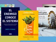 Los 11 libros más deseados en Amazon pueden darte buenas ideas para regalar