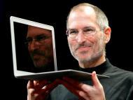 The Apple cofounder Steve Jobs.