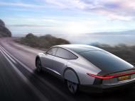 Ligthyear One, el coche que funciona con energía solar