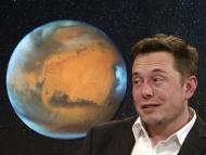 Elon Musk says launching nuclear weapons could help make Mars habitable.