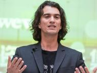 Adam Neumann, CEO of The We Company.
