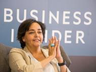 Almudena Román, directora general de Banca para Particulares de ING España.