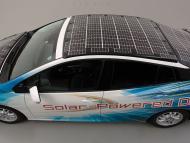 coche solar toyota