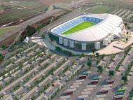 El diseño del Gran Estadio de Tetuán de Estudio Lamela.