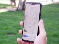 Google Maps en el LG V50
