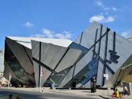 """Oftentimes known as """"the most hated building in Canada,"""" the ROM Crystal in Toronto faced serious criticism when it was first built."""
