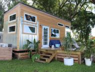 Tiny house expenses are typically less than $1,000 per month.