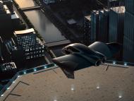 Coche volador de Porsche y Boeing.