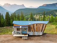"""The result is a fully customized tiny house """"built from scratch."""""""