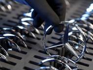 Símbolo del coche de Mercedes-Benz