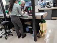 Caja Mercadona Tienda eficiente