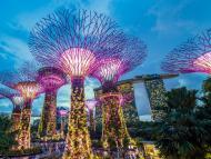 En promedio, los viajeros de Singapur pasan 84 minutos al día en transporte público.
