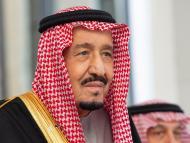 El rey de Arabia Saudí, Salman bin Abdulaziz al Saud