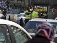 Atascos Madrid, tráfico