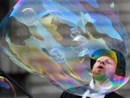 Una burbuja gigante