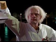 Doc, de 'Regreso al Futuro'.