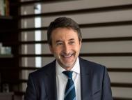 Josu Jon Imaz es el CEO de Repsol, la mayor empresa de petróleo y gas de España, que se ha comprometido a convertirse en una empresa de carbono neutral para el año 2050.