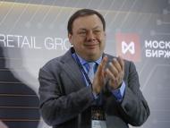 Mikhail Fridman, Russia's 11th-richest person.