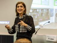 Pilar López, presidenta de Microsoft España