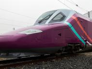 Un tren del AVE low cost de Renfe: AVLO