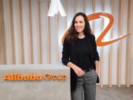 Alba Ruiz, responsable de desarrollo de negocio de Alibaba Group para España y Portugal.