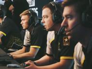 Army Esports en una competición de Call of Duty, Minneapolis (EE.UU.)