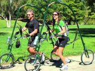 Bicicleta antigravedad