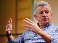El CEO de Ryanair, Michael O'Leary.
