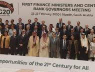 El G-20 aprecia un repunte del crecimiento económico mundial en 2020 y 2021.