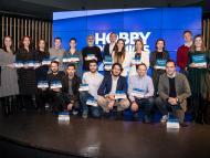 Galardonados en los premios HobbyPremios 2020