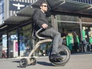 YikeBike, la bici eléctrica plegable que cabe en una bolsa