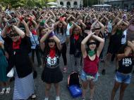'Un violador en tu camino' en Chile