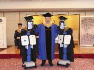 Graduación virtual BBT en Japón