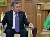 Gurbanguly Berdymukhammedov Turkmenistán