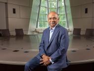 El nuevo CEO de IBM, Arvind Krishna.