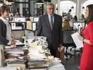 CEO en una oficina