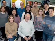 El equipo de Isabel Sola y Luis Enjuanes que investiga la vacuna contra el coronavirus en el CSIC