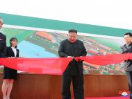 Kim Jong Un reaparece en público