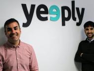 Lis Picurelli y Héctor Badal, CEO y COO de Yeeply.