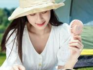 Refréscate este verano con el ventilador portátil de mano de Xiaomi