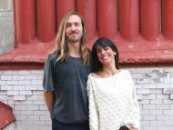 Alberto Bravo y Pepita Marín, cofundadores de We Are Knitters.