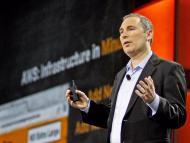 Andy Jassy, CEO de Amazon Web Services.