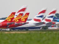Aviones aeropuerto Francia