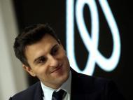 El CEO de Airbnb, Brian Chesky.